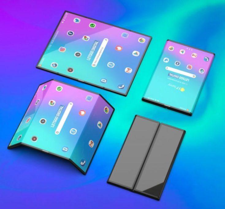 Xiaomi Flexible Smartphone all variants