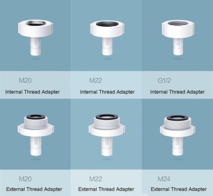 Xiaomi Zajia Faucet Adapter