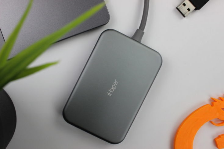 iHaper C003 7-in-1 USB-C Hub