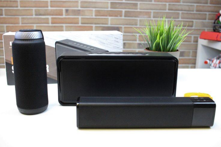 Review: DOSS SoundBox XL Bluetooth Speaker with 32 Watt