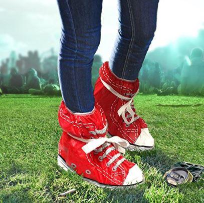 Festival Feet Converse Design