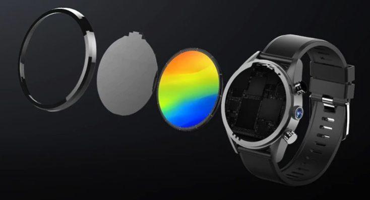 Kospet Hope Smartwatch Display