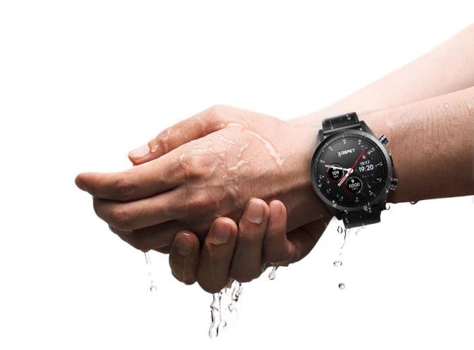 Kospet Hope Smartwatch IP Rating