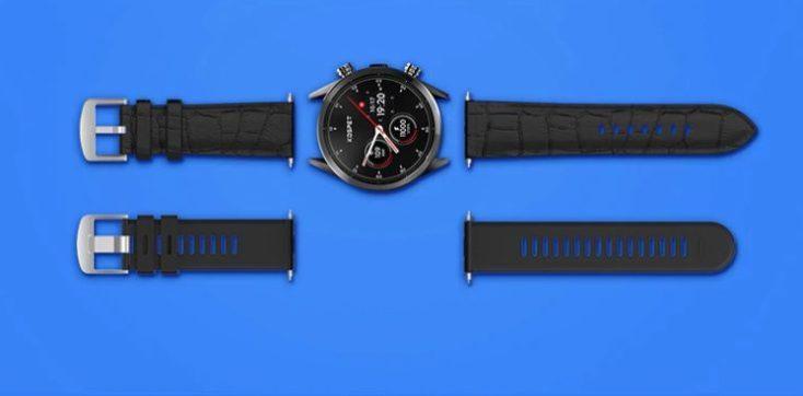 Kospet Hope Smartwatch Leather Strap