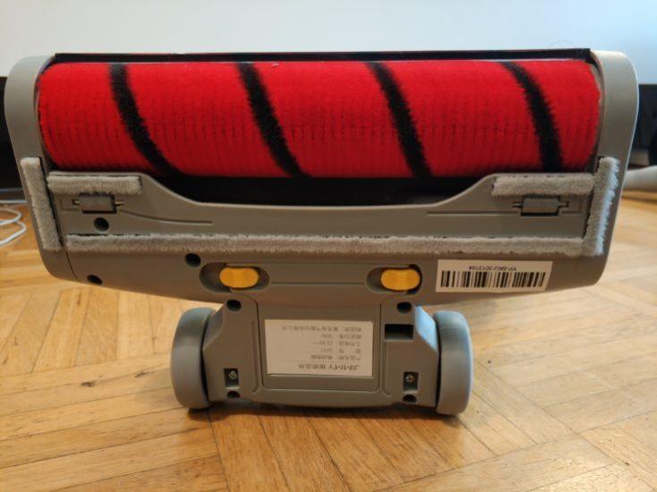 Lexy Jimmy JV71 Battery Vacuum Cleaner Roller Design