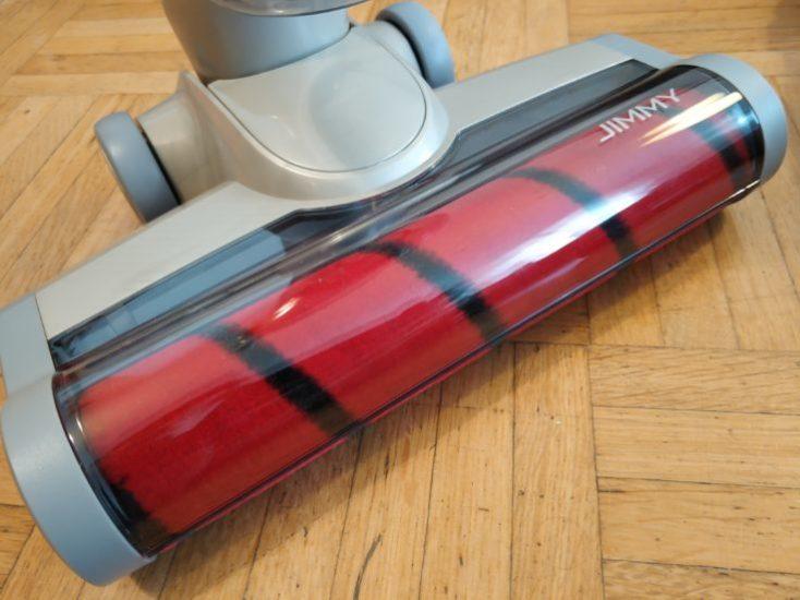 Lexy Jimmy JV71 Battery vacuum cleaner floor roller