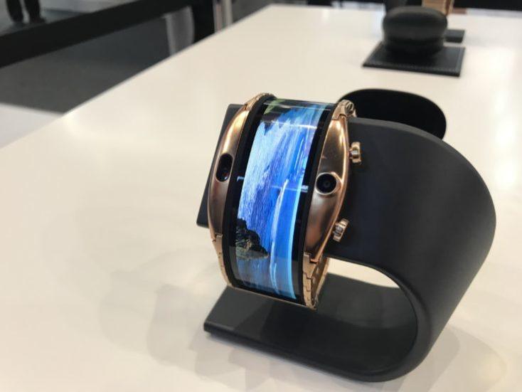 Nubia Alpha Bracelet Gold