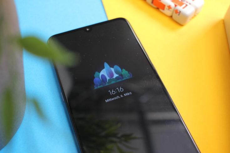 Xiaomi Mi 9 Always On Display