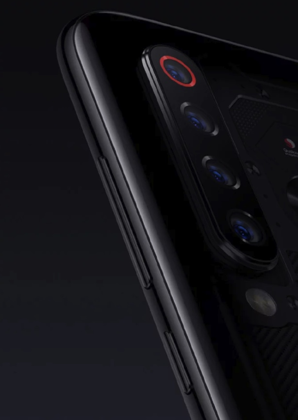 Xiaomi Mi 9 Explorer Edition with four cameras