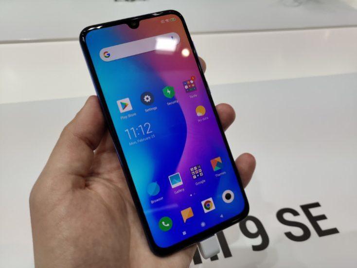 Xiaomi Mi 9 SE Smartphone MWC