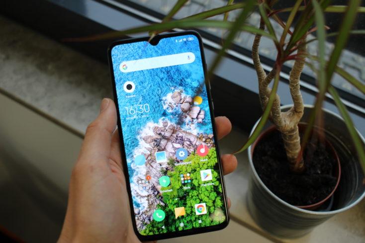 Xiaomi Mi 9 Size