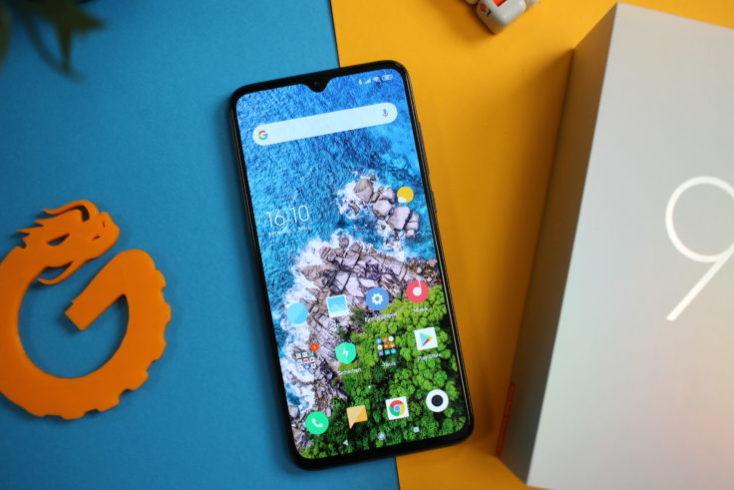 f6f67f3063eb Xiaomi Mi 9  Flagship smartphone with Triple Camera   20W Qi Charging