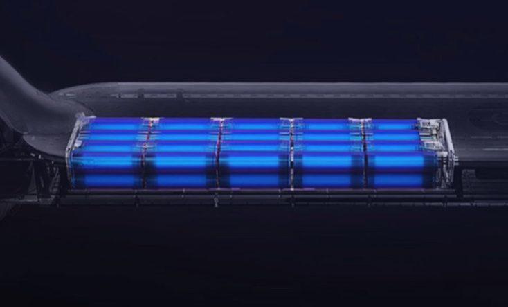 Xiaomi Mijia E-Scooter Pro battery