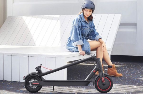 Xiaomi Mijia E-scooter foldable