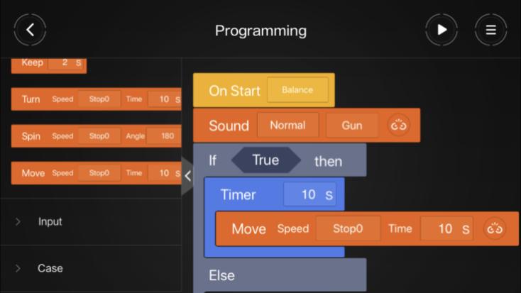 Xiaomi Mitu programming
