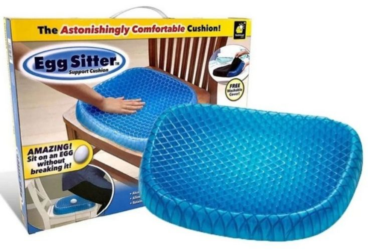 Egg Sitter product photo gel cushion