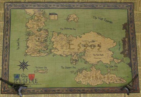 Film poster Westeros