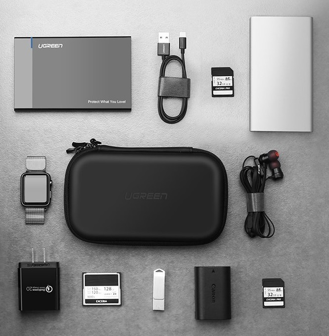 hard drive case with matching products