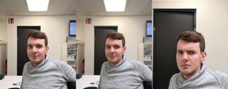 Huawei Nova 4 Main Camera Portrait Tele Comparison
