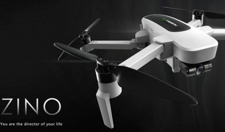 Hubsan Zino drone