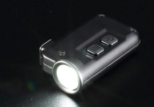 Nitecore TINI Flashlight
