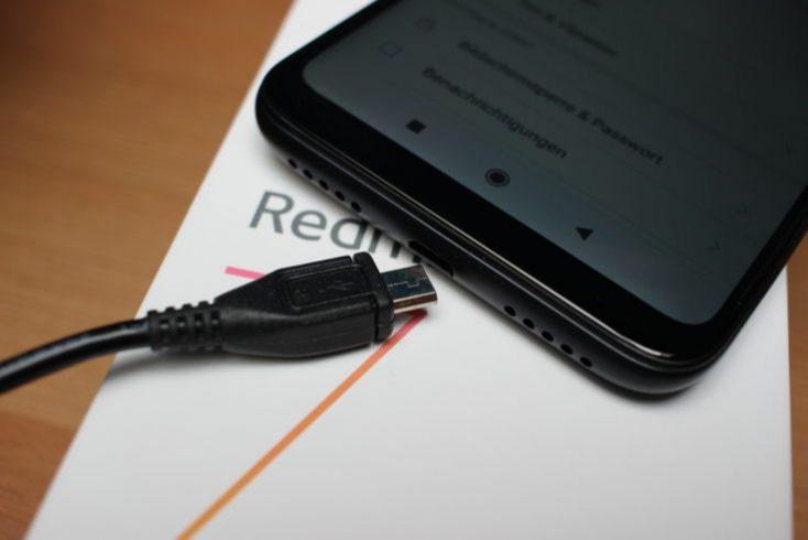 Redmi 7 Smartphone Micro-USB