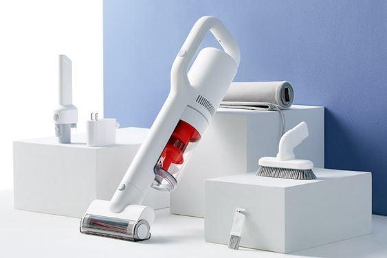 Roidmi M8 mite hand vacuum cleaner design