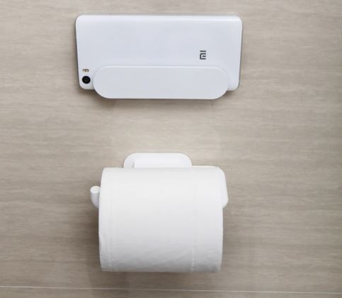 Xiaomi Bathroom Set Mobile Phone and Toilet Paper Holder