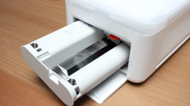 Xiaomi Photo Printer Change Cartridge