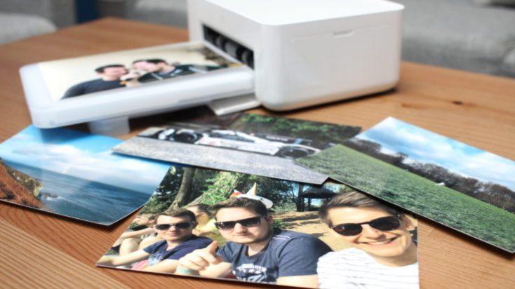 Xiaomi Photo Printer Sample Photos