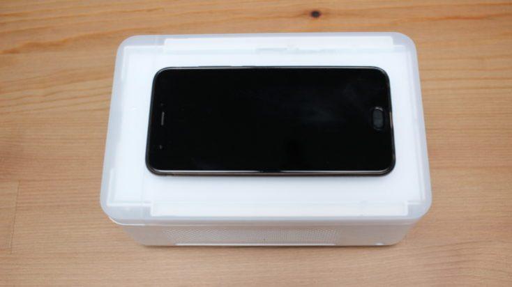 Xiaomi Photo Printer Smartphone Comparison
