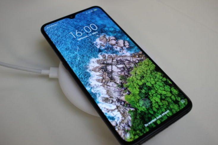 Xiaomi Qi charger Xiaomi Mi 9