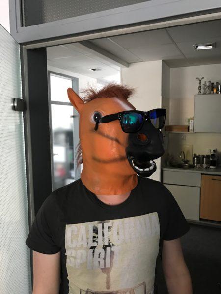Xiaomi Sunglasses Editor Horse Mask