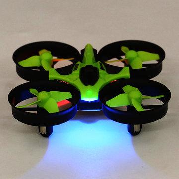 Mini Drone eachine e010 LED luminaires