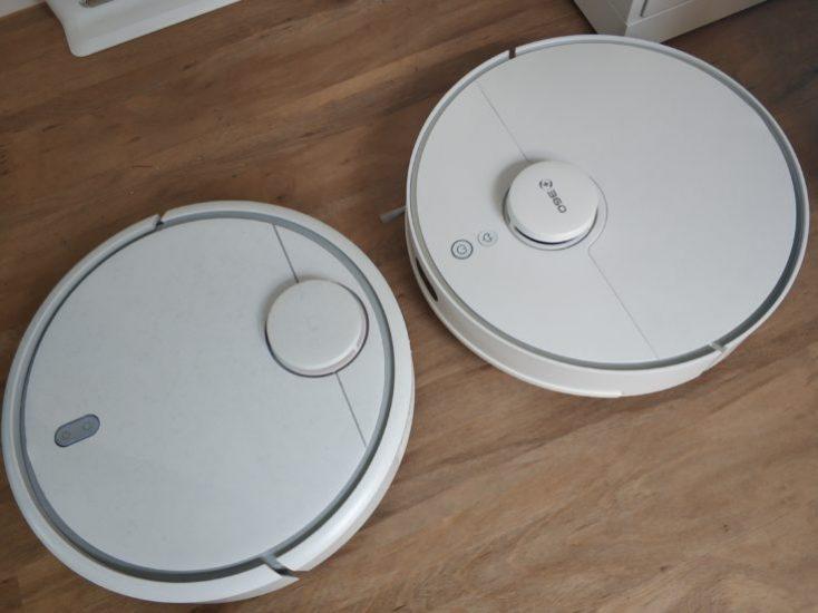 360 S5 Vacuum Robot Comparison Mi Robot