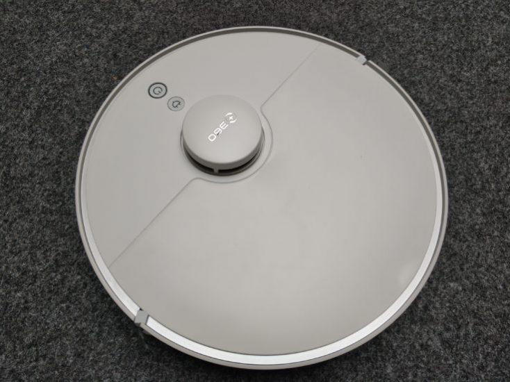 360 S5 vacuum robot design