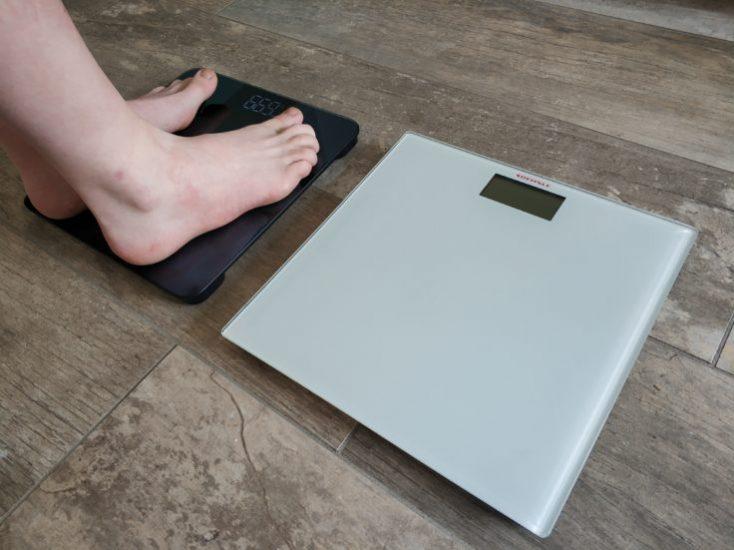 Anker eufy Smart Scale P1 Personal scale Comparison Scales