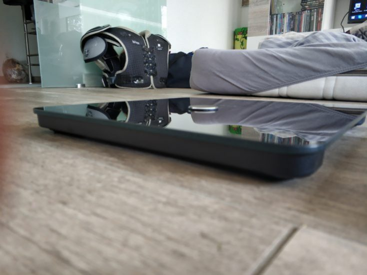 Anker eufy Smart Scale P1 Personal scale Dimensions