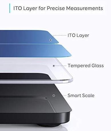 Anker eufy Smart Scale P1 Personal scale ITO