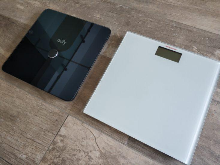 Anker eufy Smart Scale P1 Personal scale comparison