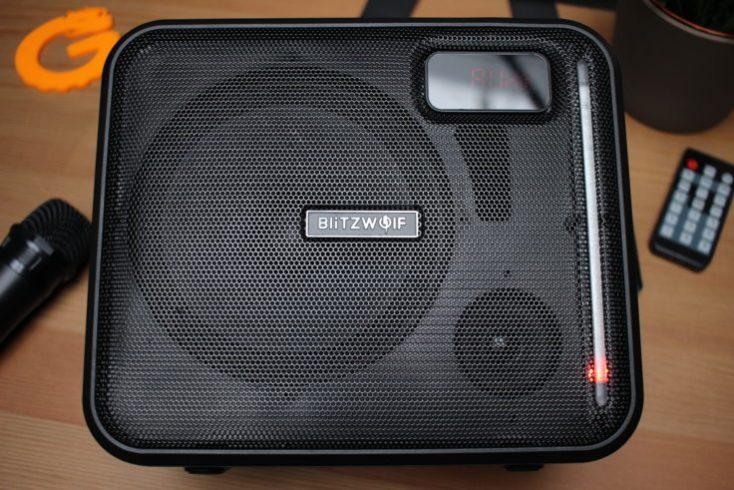 BlitzWolf BW-KS1 Sound