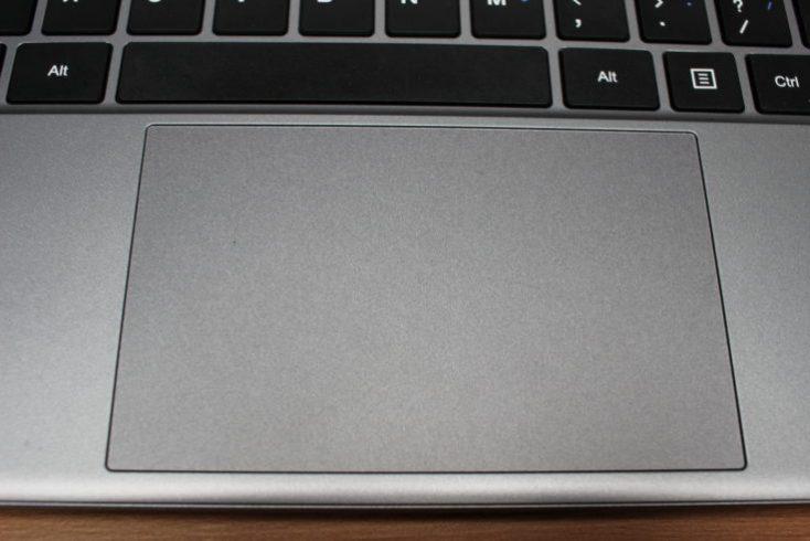 CHUWI HeroBook Touchpad