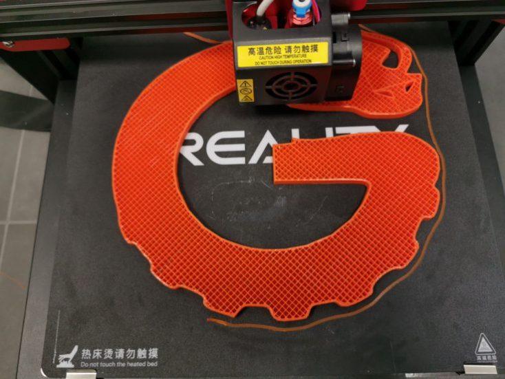 CR-10S Pro China Gadgets Logo