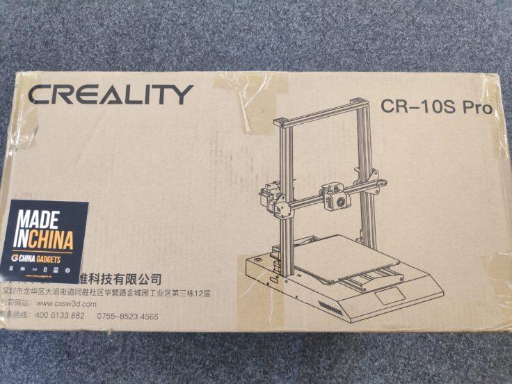 Creality3D CR-10S Pro 3D Printer - My new favorite!