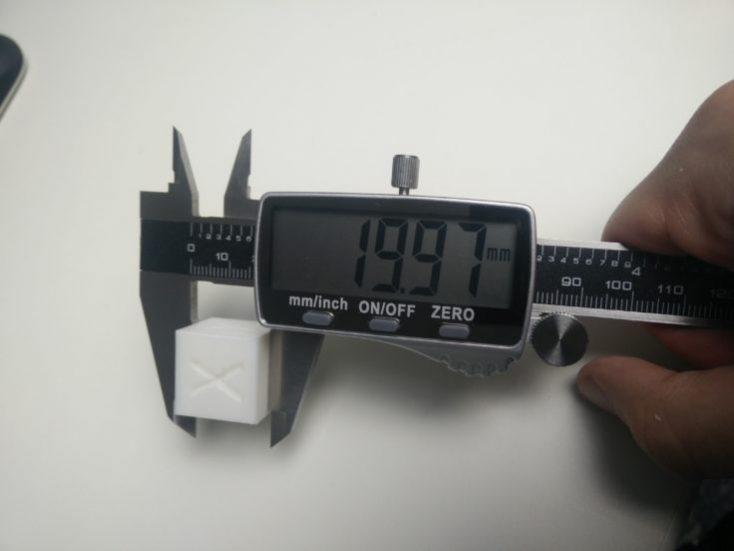 CR-10S Pro deviations