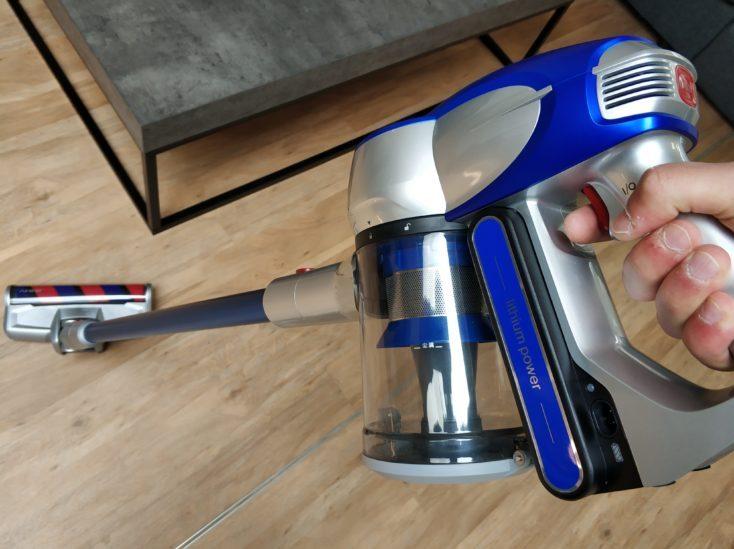 Jimmy JV83 Battery Vacuum Cleaner