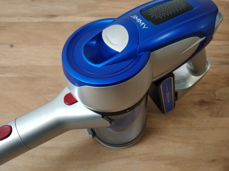 Jimmy JV83 Battery Vacuum Cleaner Suction Head Design