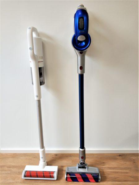 Jimmy JV83 Vacuum Cleaner Comparison Roidmi F8