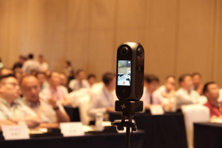 Pilot Era 8K 360 degree VR camera Display