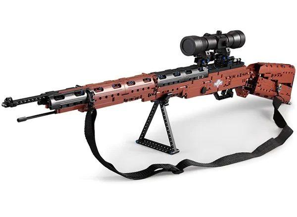Sniper building blocks